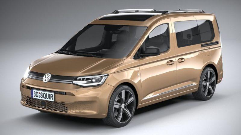 2021 Volswagen Caddy Sonunda Geliyor ! - Ne Nasıl?