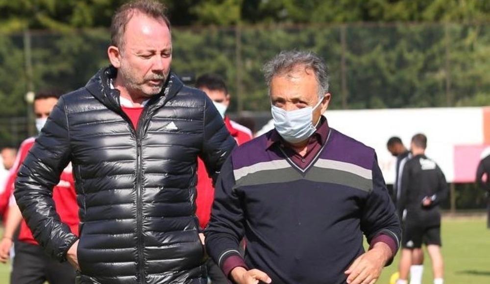 Beşiktaş Başkanı Ahmet Nur Çebi: Sergen Gerçekten Zor Bir Kişilik!